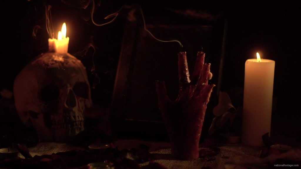 skull-with-a-candle-and-a-hand-in-the-form-of-a-candle-from-the-quench-of-the-wind_007 National Footage
